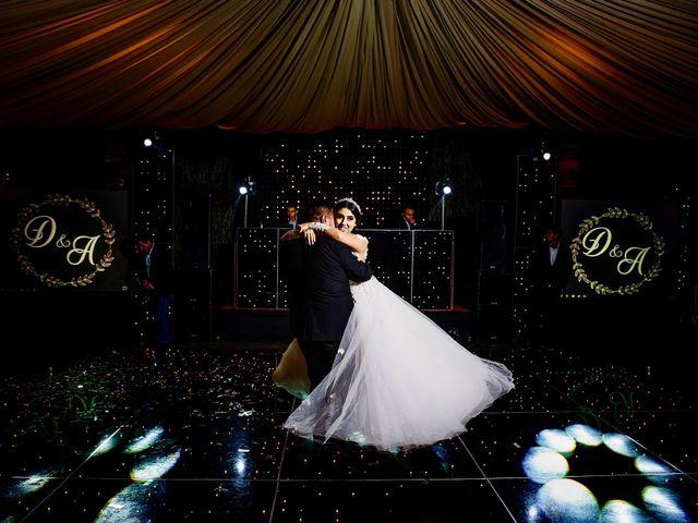 La boda de Ángel y Daniela en Zapopan, Jalisco 1