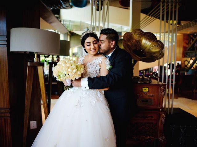 La boda de Ángel y Daniela en Zapopan, Jalisco 6