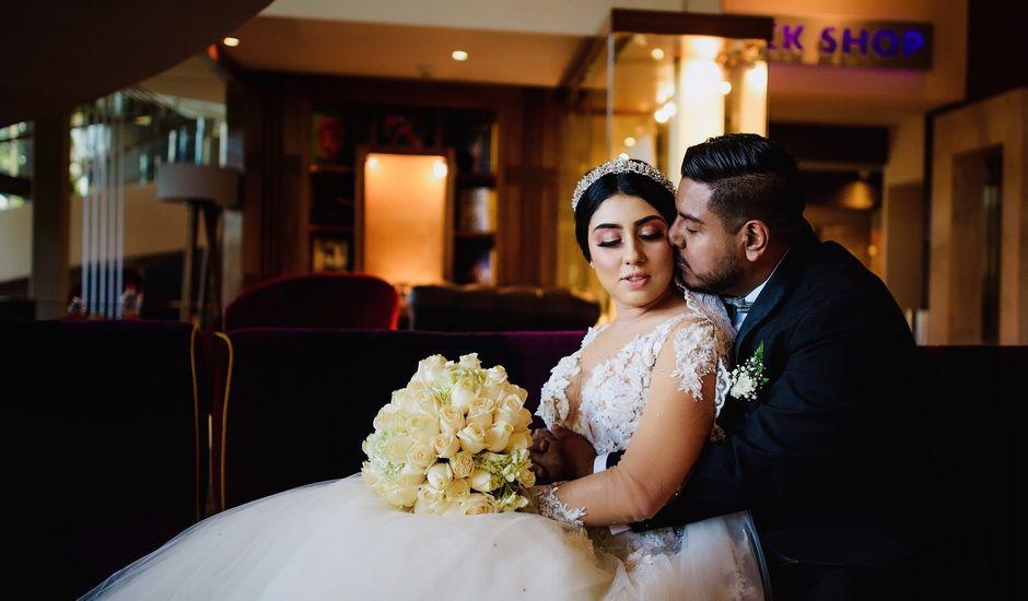 La boda de Ángel y Daniela en Zapopan, Jalisco