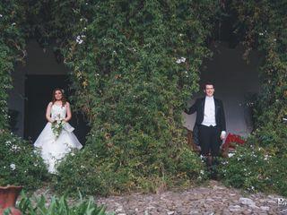 La boda de Olga y Juan José