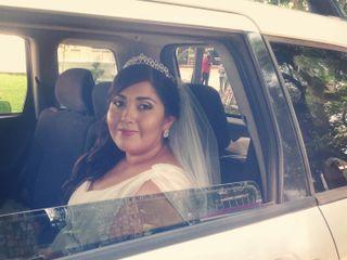 La boda de Elizabeth y Rubén  2