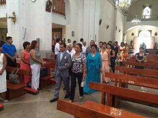 La boda de Elizabeth y Rubén  3