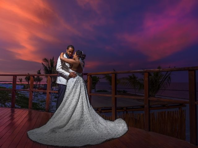 La boda de Natacha y Marlon