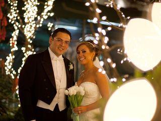 La boda de Gabriela y Rodrigo