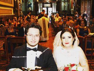 La boda de Elena y Jorge Eduardo