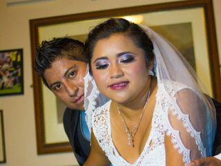 La boda de Abril y Pedro 2