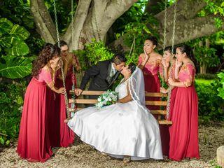 La boda de Abril y Pedro 3