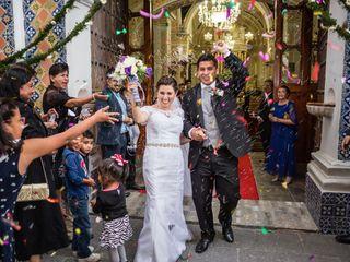 La boda de Chantal y Osvaldo