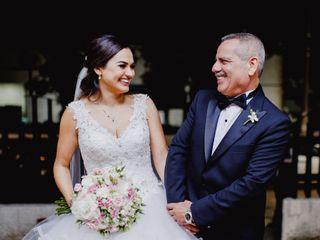 La boda de Martha y Adalbertho 2