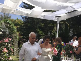 La boda de Fernanda  y Andrea  2