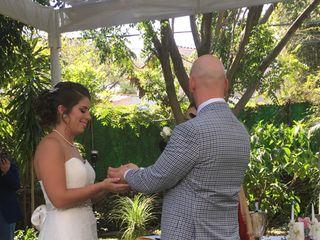 La boda de Fernanda  y Andrea  1