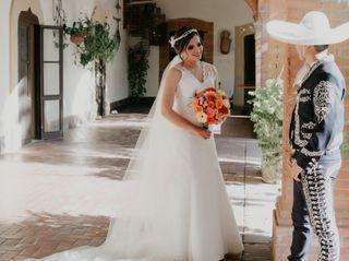 La boda de Cynthia y Israel 1