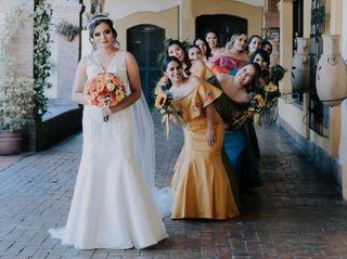 La boda de Cynthia y Israel 2