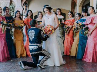 La boda de Cynthia y Israel 3