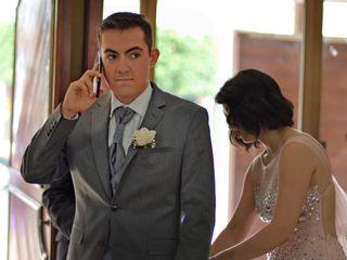 La boda de Carolina y Edgar 1