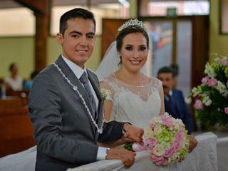 La boda de Carolina y Edgar
