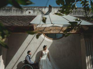 La boda de Patricia y Yair