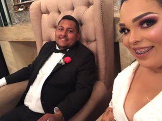 La boda de Fabiola  y Martín