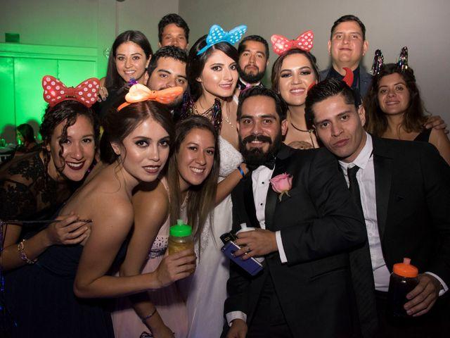 La boda de David y Alejandra  en Zapopan, Jalisco 7