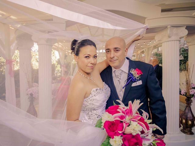 La boda de Claudia y Avo