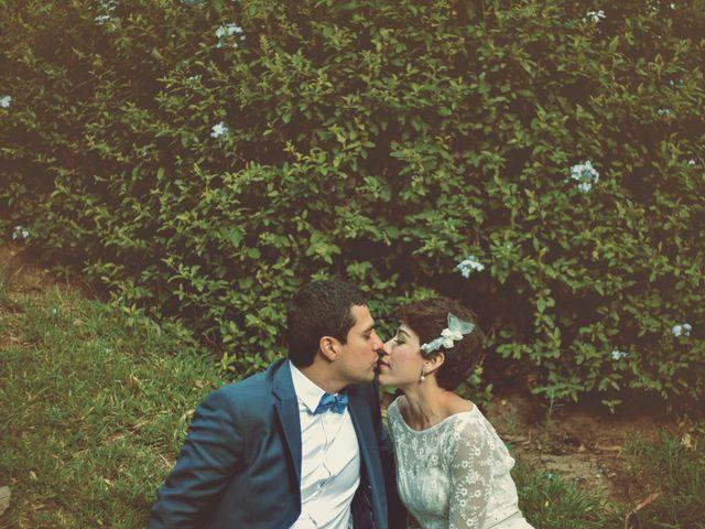 La boda de Poulet y José Manuel