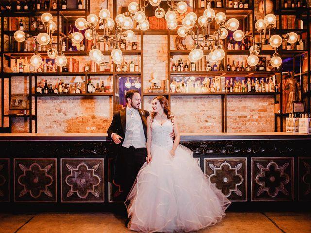 La boda de Martha y Adalbertho