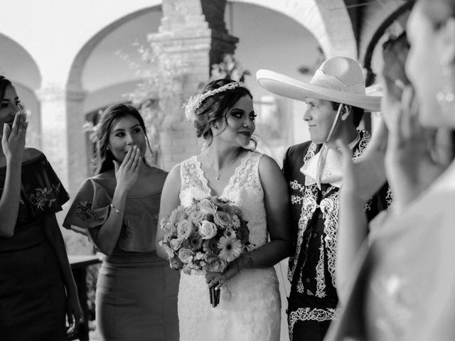 La boda de Israel y Cynthia en Lerdo, Durango 9