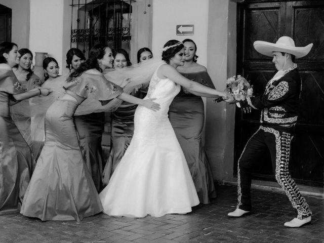 La boda de Israel y Cynthia en Lerdo, Durango 10
