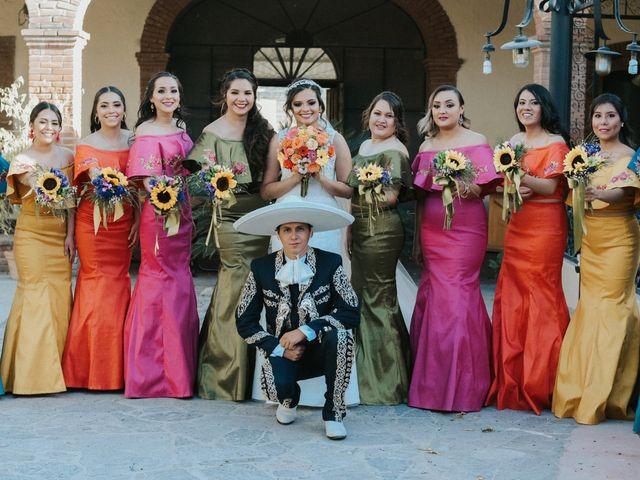 La boda de Israel y Cynthia en Lerdo, Durango 11