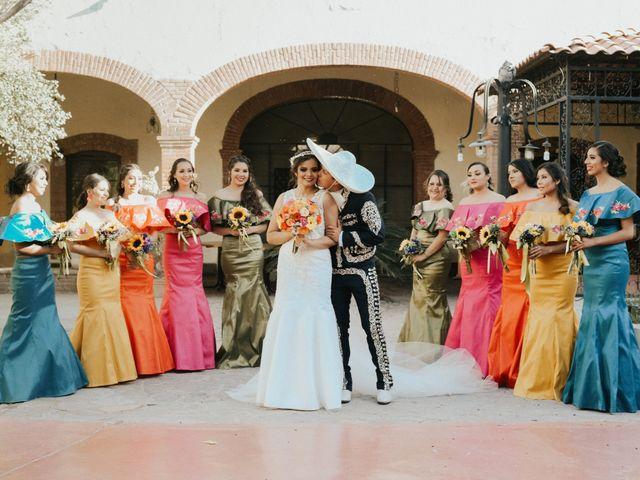 La boda de Israel y Cynthia en Lerdo, Durango 12