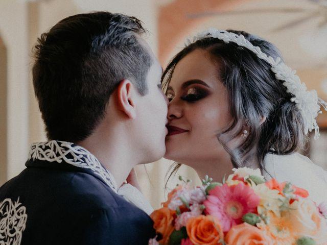 La boda de Israel y Cynthia en Lerdo, Durango 14