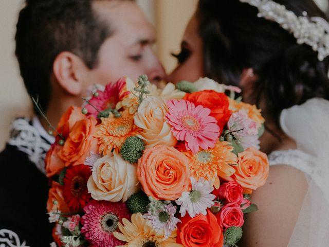 La boda de Israel y Cynthia en Lerdo, Durango 34