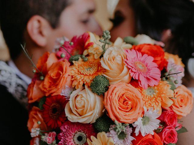La boda de Israel y Cynthia en Lerdo, Durango 35