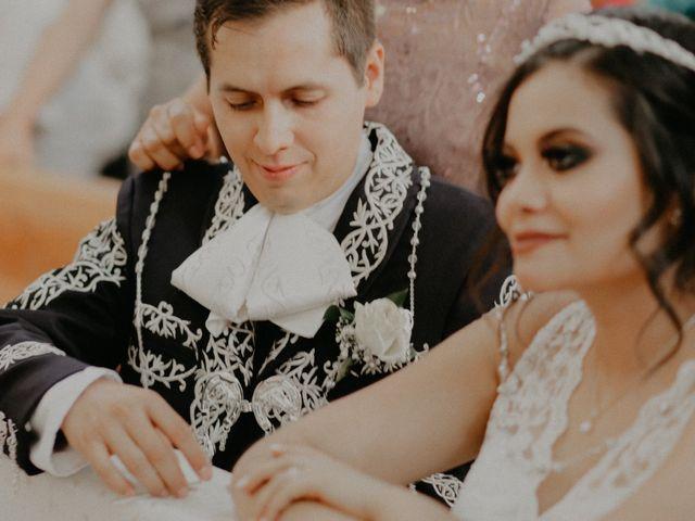 La boda de Israel y Cynthia en Lerdo, Durango 41