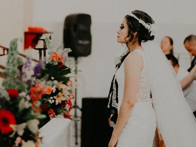 La boda de Israel y Cynthia en Lerdo, Durango 42