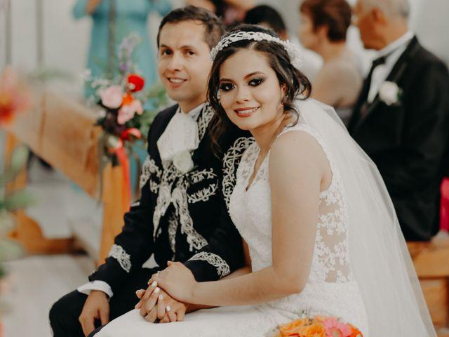 La boda de Israel y Cynthia en Lerdo, Durango 43