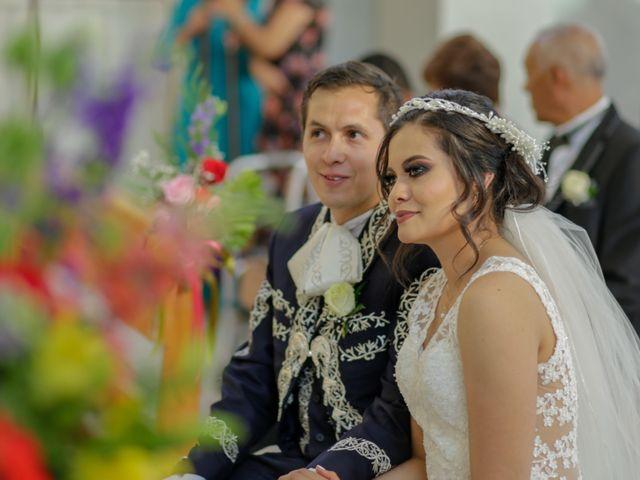 La boda de Israel y Cynthia en Lerdo, Durango 45