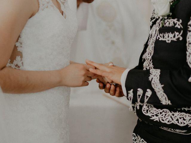 La boda de Israel y Cynthia en Lerdo, Durango 47