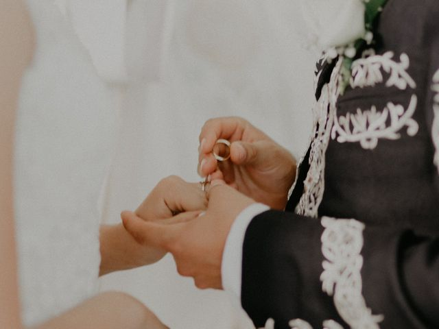 La boda de Israel y Cynthia en Lerdo, Durango 49