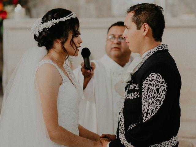 La boda de Israel y Cynthia en Lerdo, Durango 50