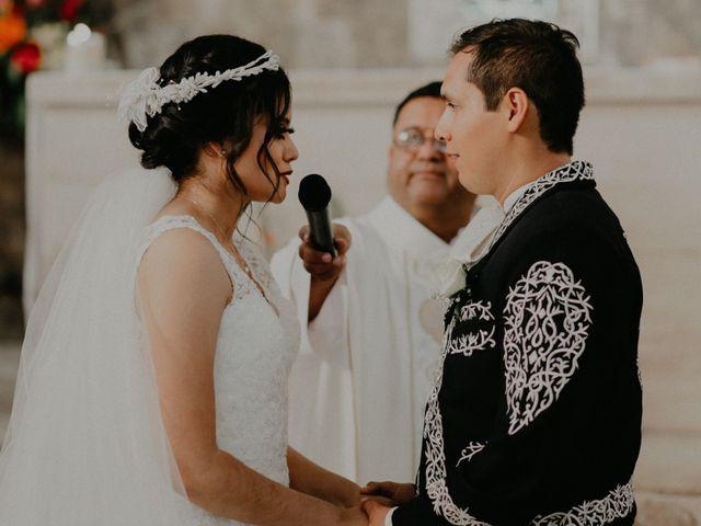 La boda de Israel y Cynthia en Lerdo, Durango 51