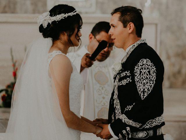 La boda de Israel y Cynthia en Lerdo, Durango 52