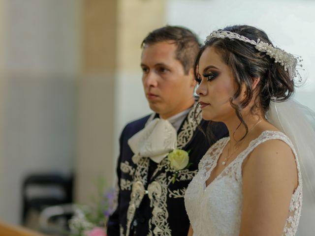 La boda de Israel y Cynthia en Lerdo, Durango 56