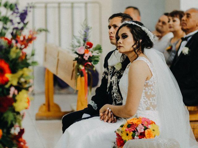 La boda de Israel y Cynthia en Lerdo, Durango 58