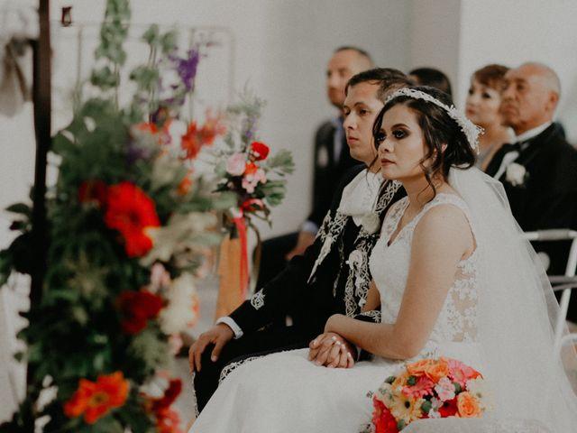 La boda de Israel y Cynthia en Lerdo, Durango 59