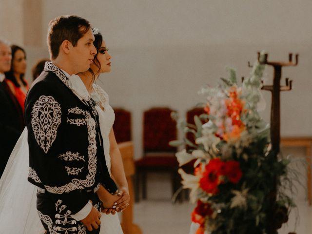 La boda de Israel y Cynthia en Lerdo, Durango 60