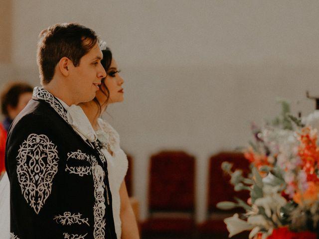 La boda de Israel y Cynthia en Lerdo, Durango 61