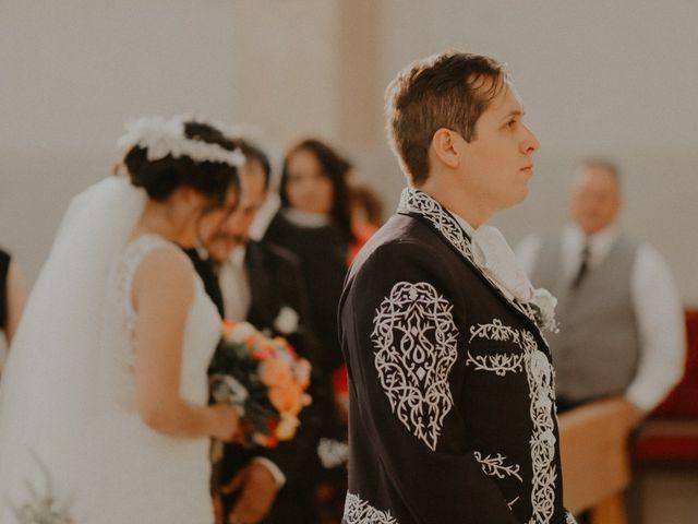 La boda de Israel y Cynthia en Lerdo, Durango 66