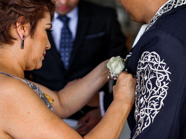 La boda de Israel y Cynthia en Lerdo, Durango 71