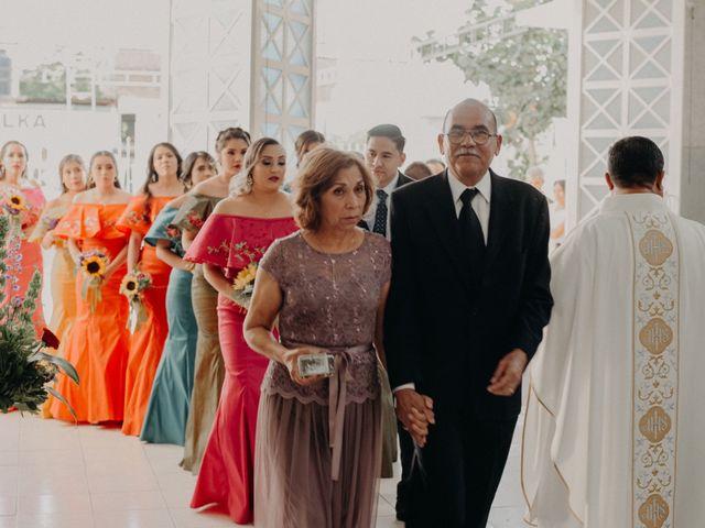La boda de Israel y Cynthia en Lerdo, Durango 80